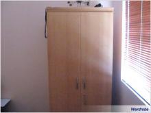apartment wardrobe